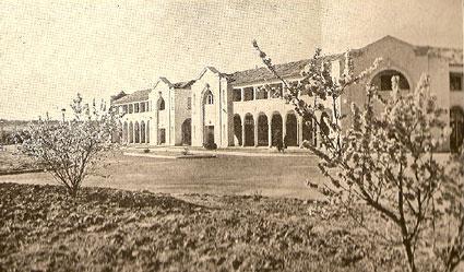 Civic Centre 1940s
