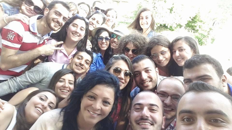 Outing at Arnaoun Village