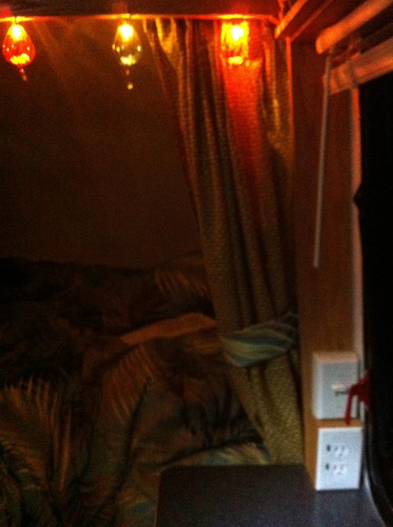 Cabin Mood Lights
