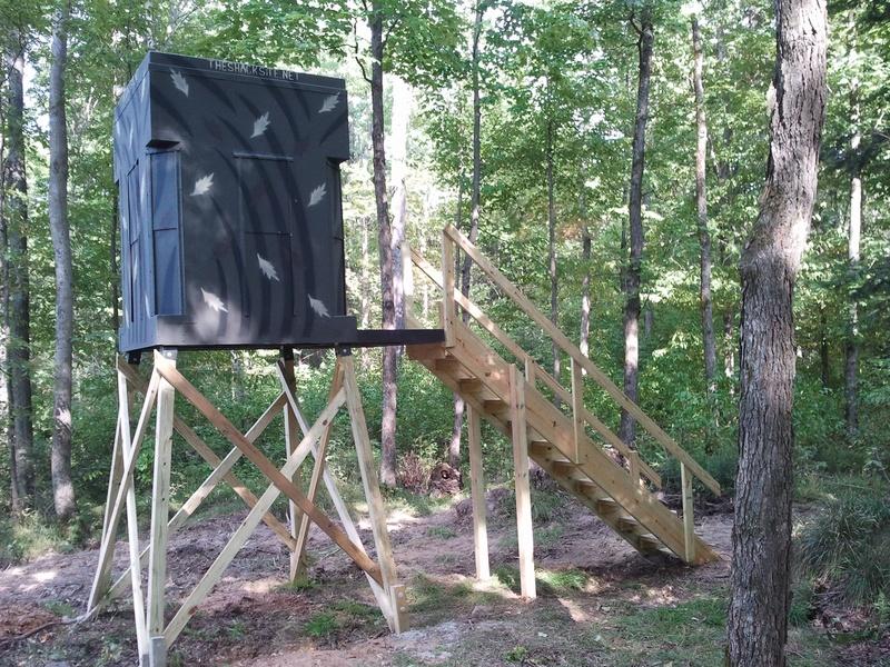 Shack Hunting Blinds Uc Hunting Properties
