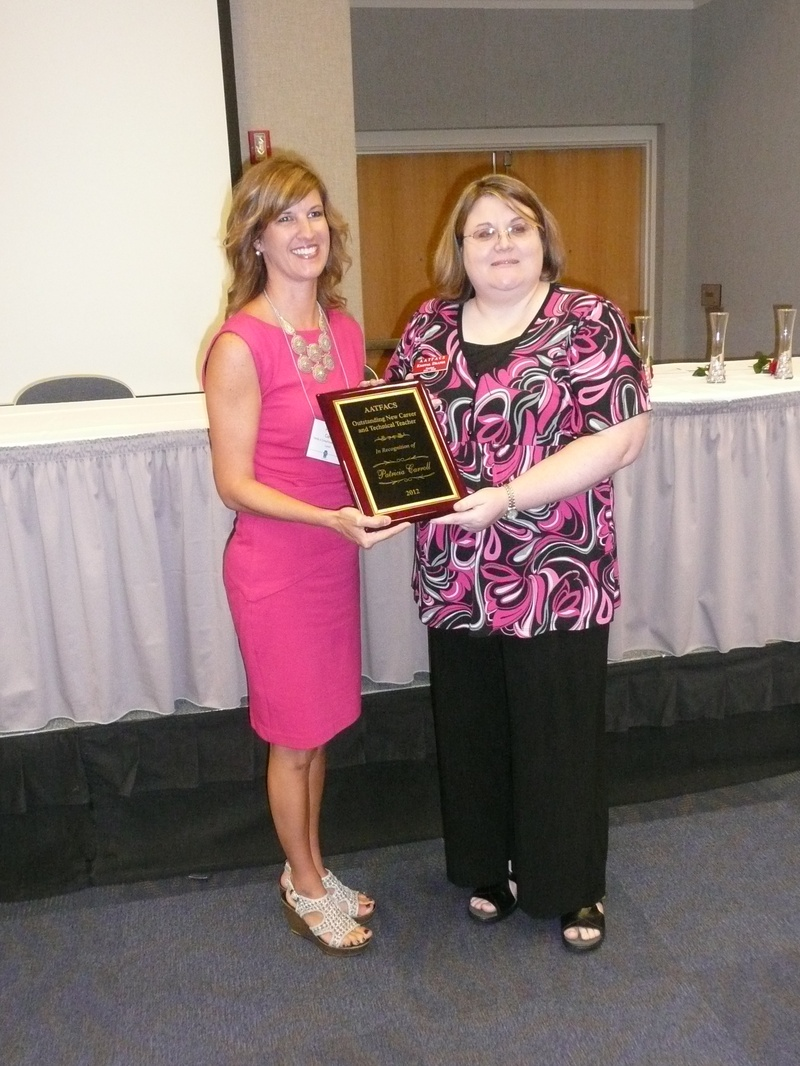 AATFACS Outstanding New Career and Technical Teacher - Arkansas ...