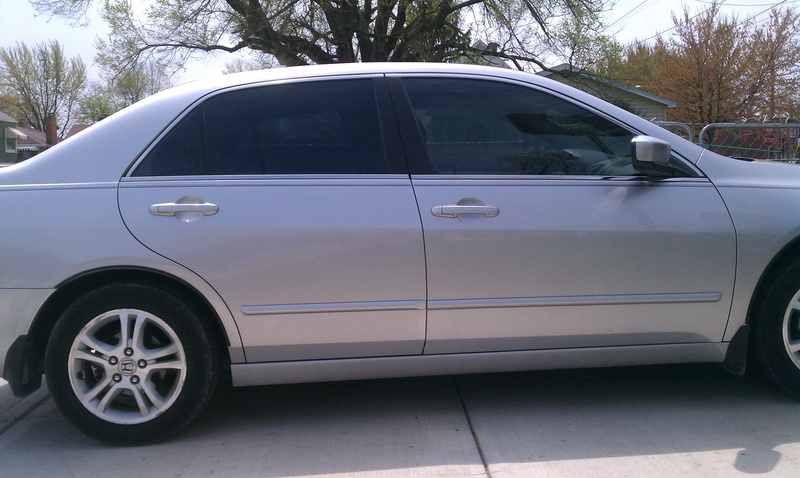 honda accord the best in window tint