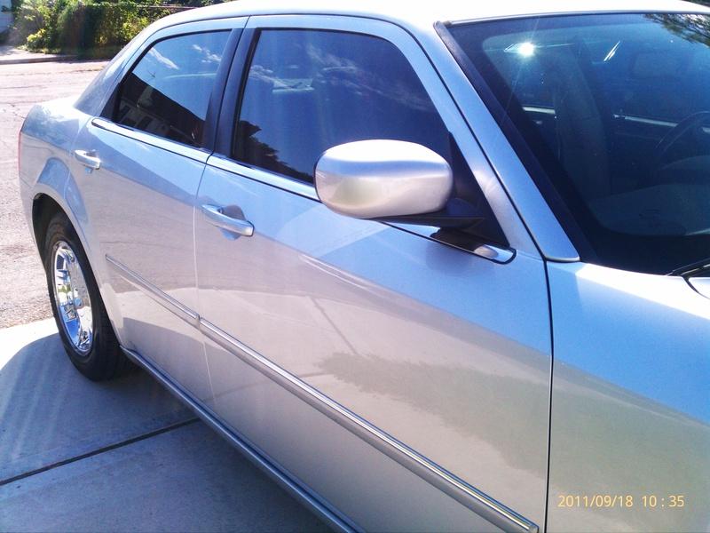 Chrysler 300 The Best In Window Tint