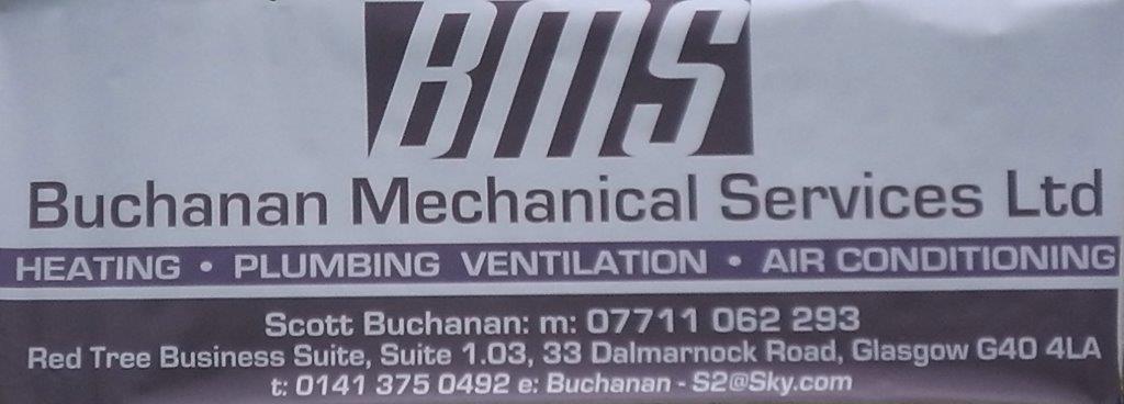 Buchanan Mechanical Services logo