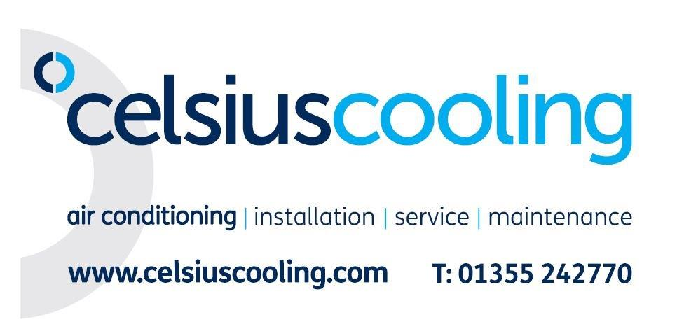 Celsius Cooling logo