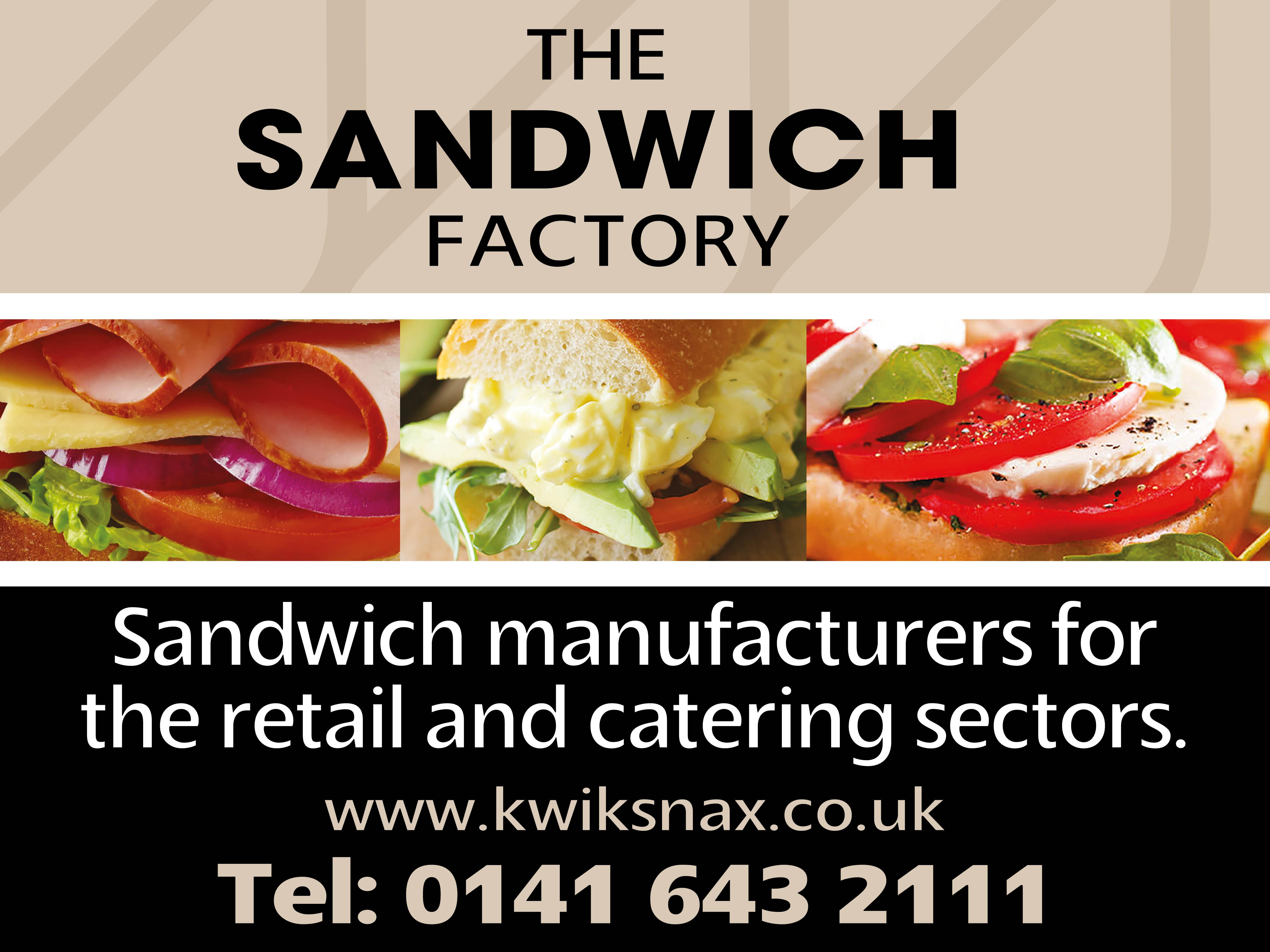 The Sandwich Factory