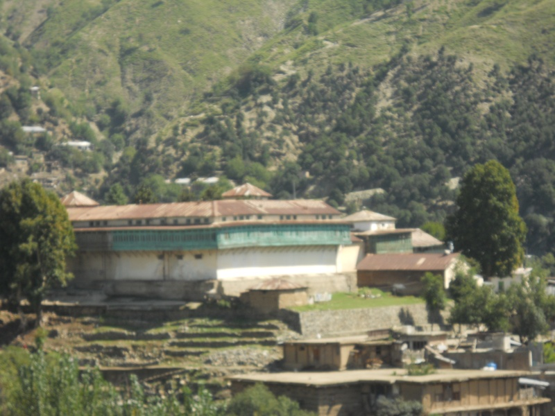 Dir - Nawab Palace