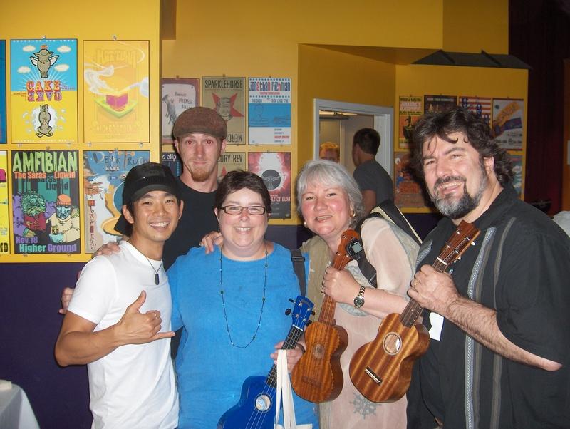 Jake Shimabukuro 2009 Concert