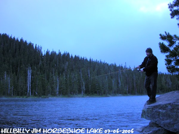 Fish'n Horseshoe Lake