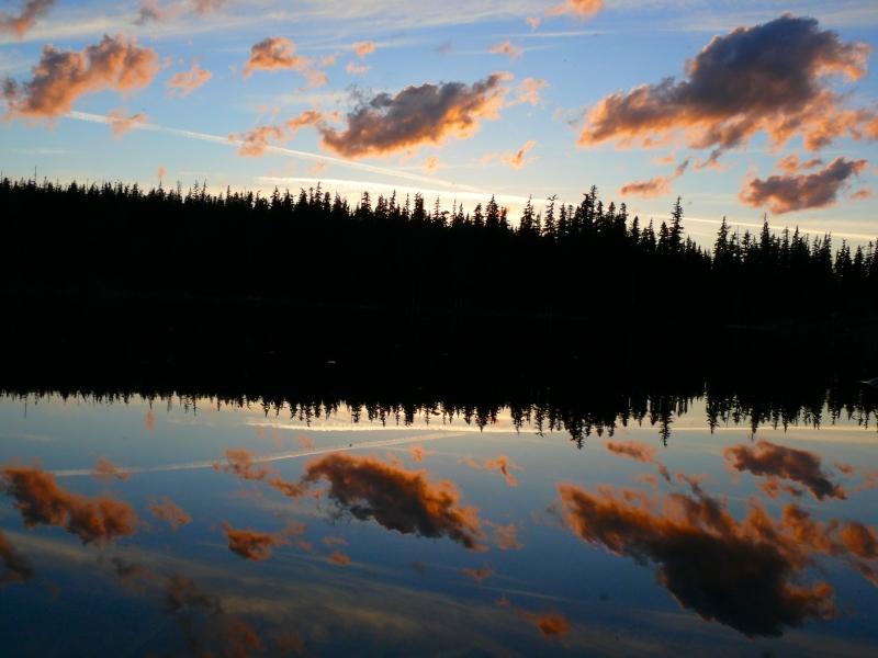Olallie Sunset