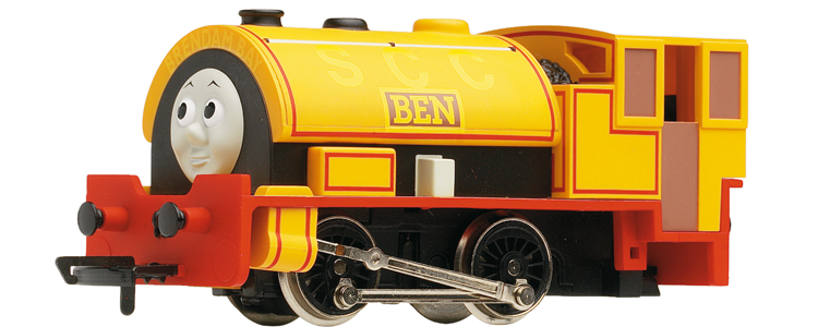 Ben The Tank Engine Twin