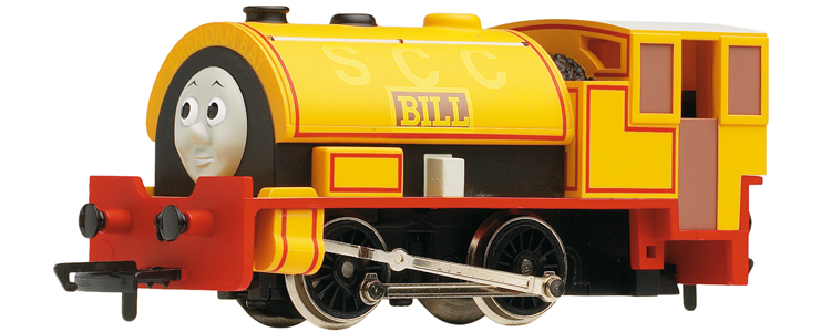Bill The Tank Engine Twin