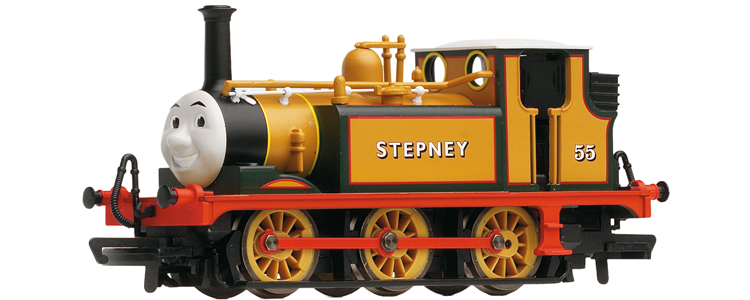 Stepney The Bluebell Engine