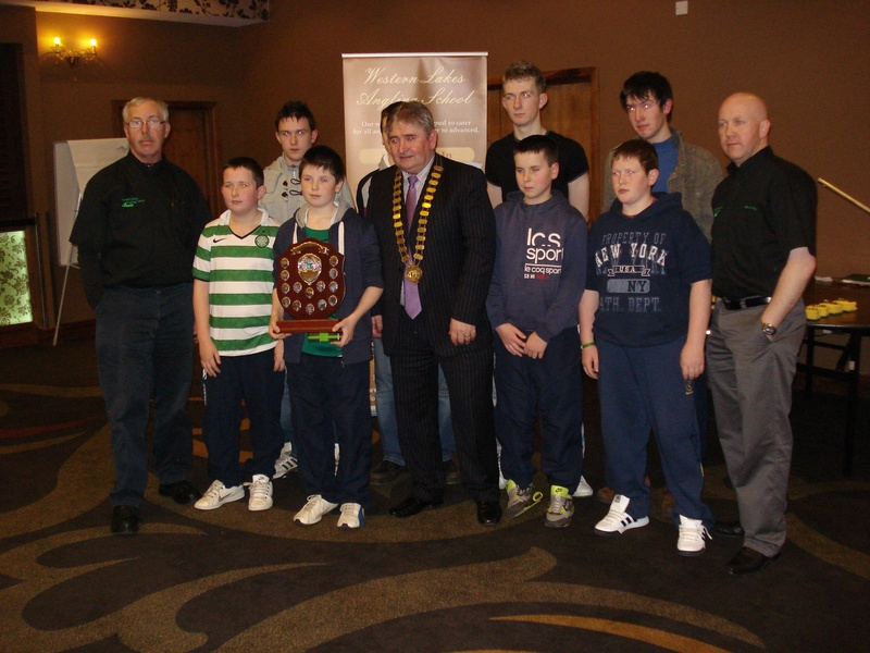 CONNAUGHT YOUTH FLY TYING TEAM