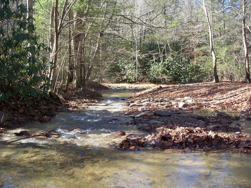 Pinnacle Creek