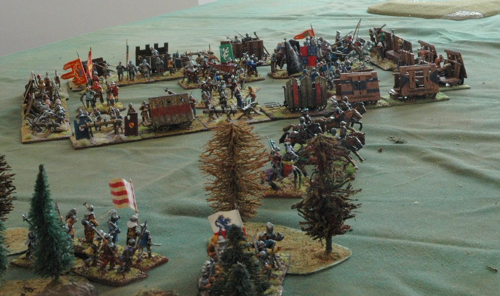 Hussite Wagon Fortress