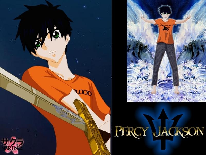Anime percy