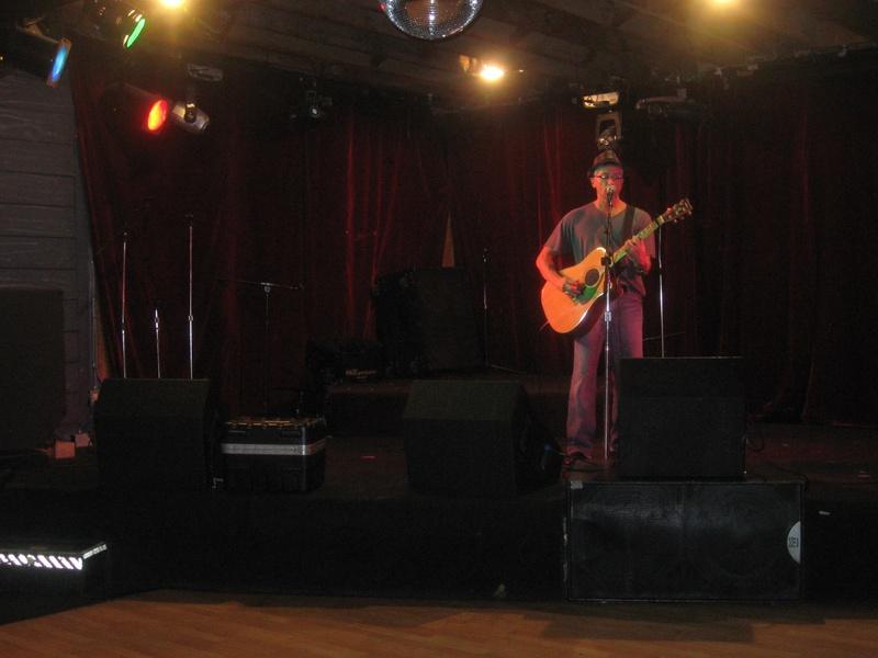 Daren Stump - San Diego Musician Showcase 2