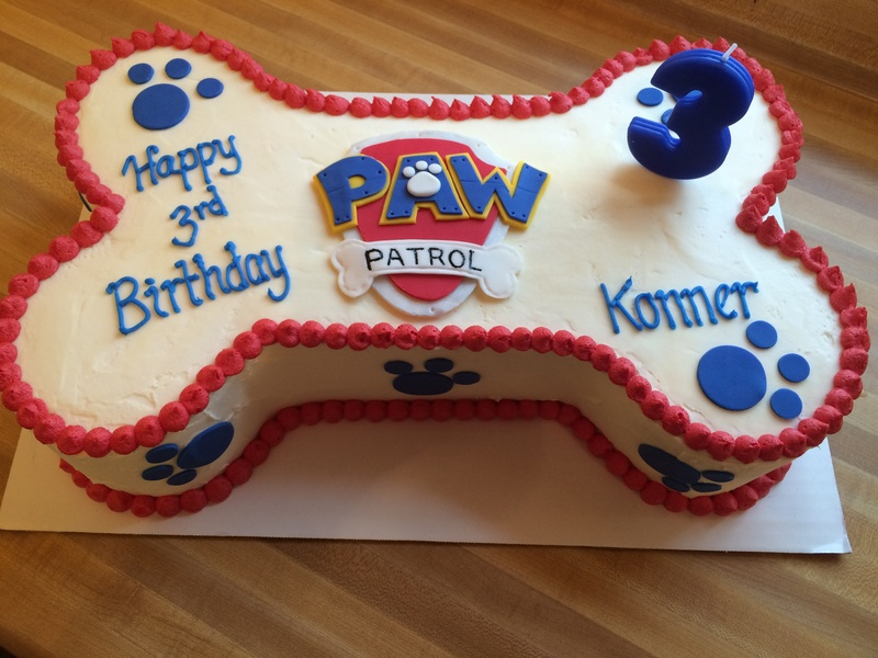 Paw Patrol Birthday Cake Another Slice Of Cake - Paw patrol birthday cake