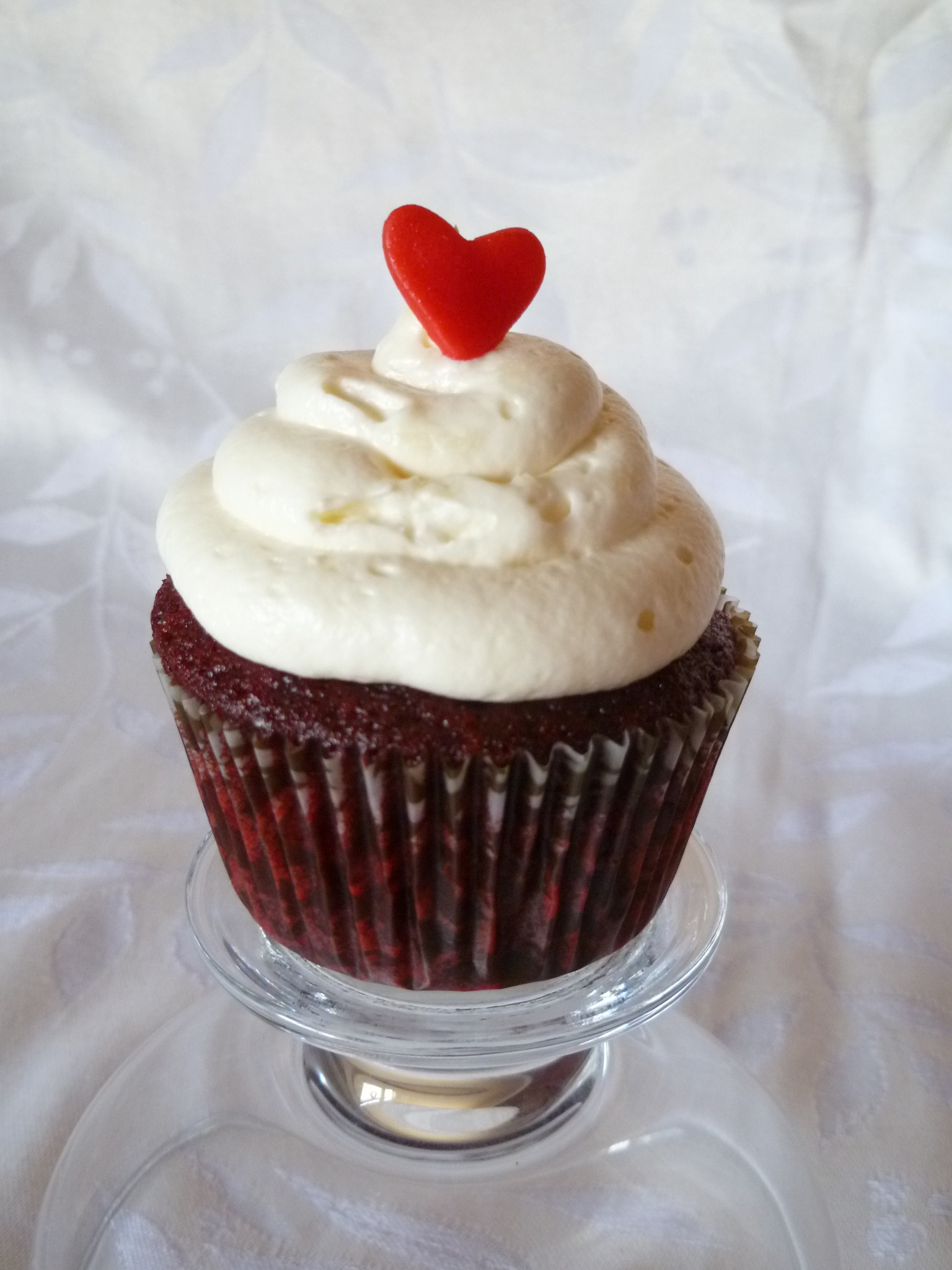 Traditional Red Velvet Cupcake