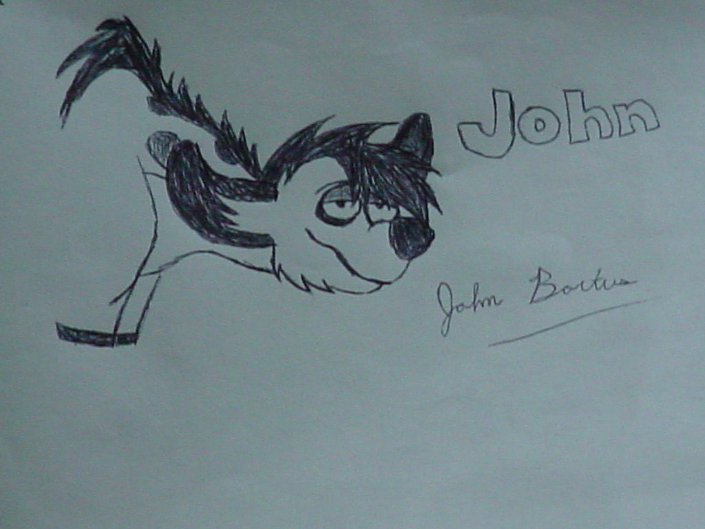 John the Hyena