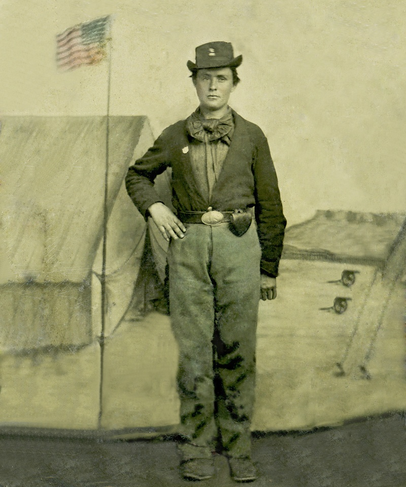 Pvt. James Strong