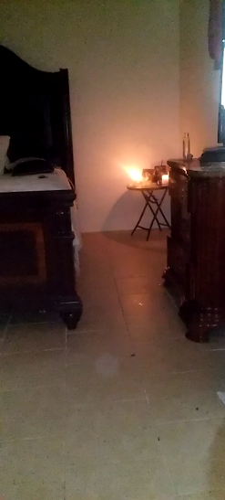 ORB CAUGHT IN MY BEDROOM