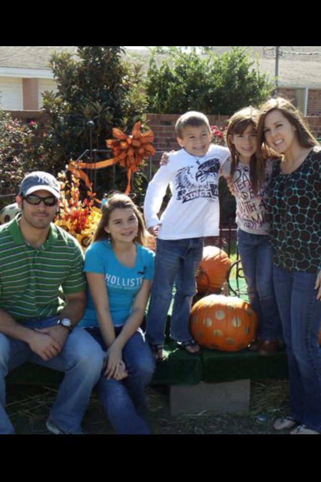 My precious Family (Fall 2011)