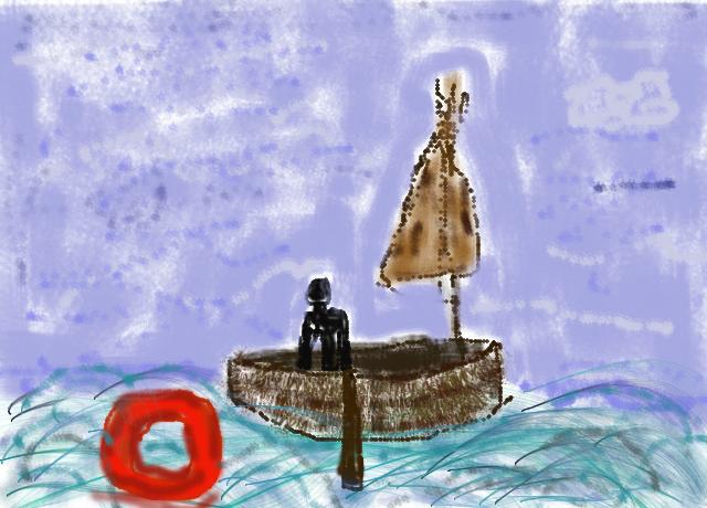 The sea boat