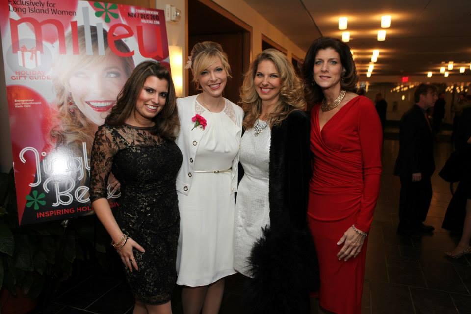 Sara, Karin, Lidia & Stephanie!