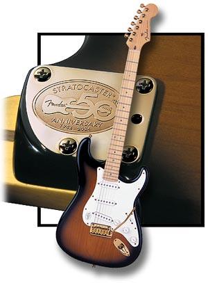 2006 Fender 50th Anniv. Stratocaster