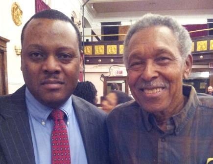Andre Queen & Otis McDonald