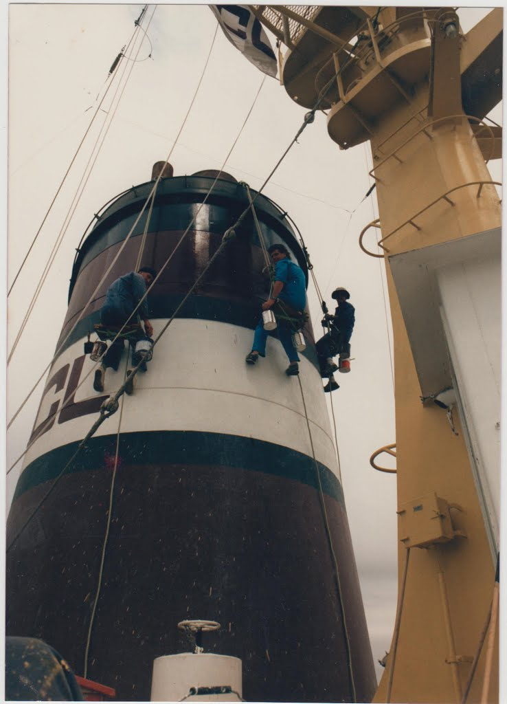 CEMENTCO PAINTING THE FUNNEL
