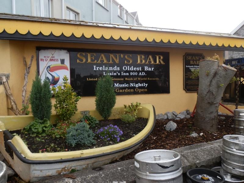Athlone ireland oldest pub