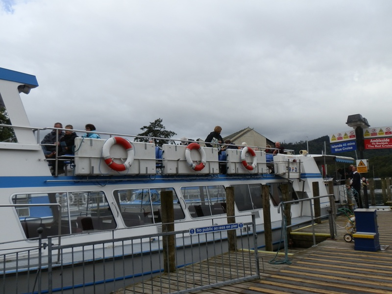 Windermere boat cruises