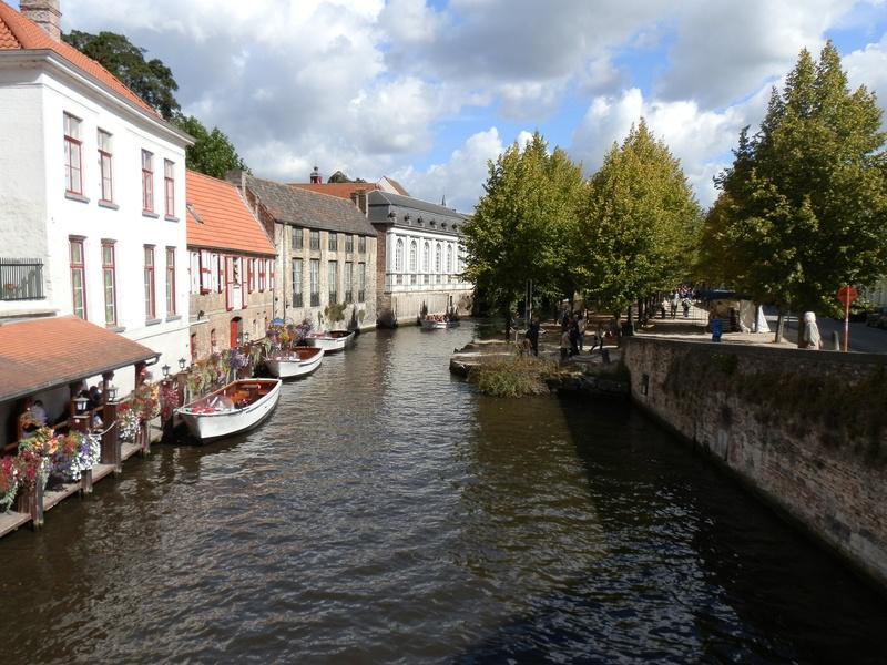 Brugge canals