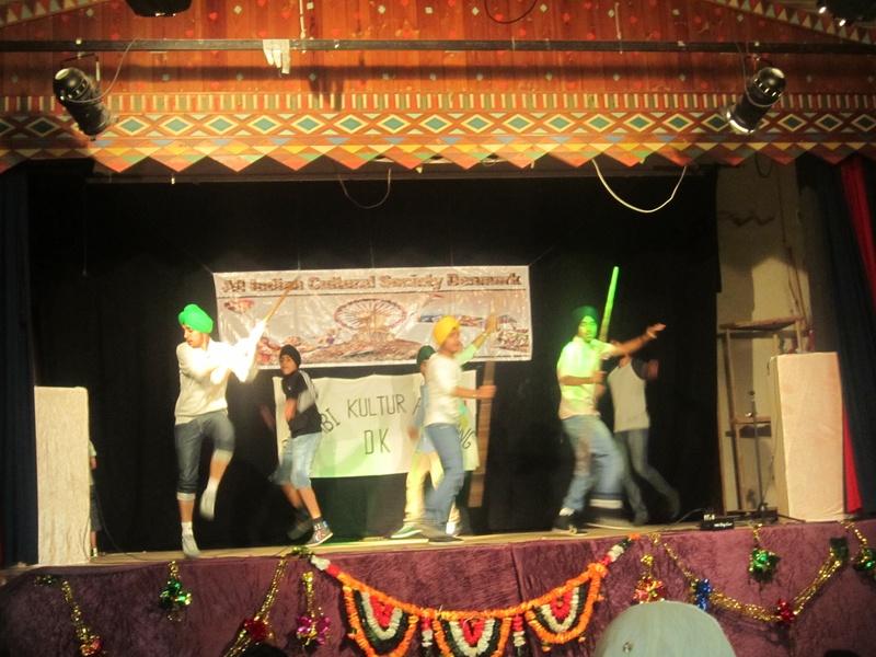 AICSD Bhangara