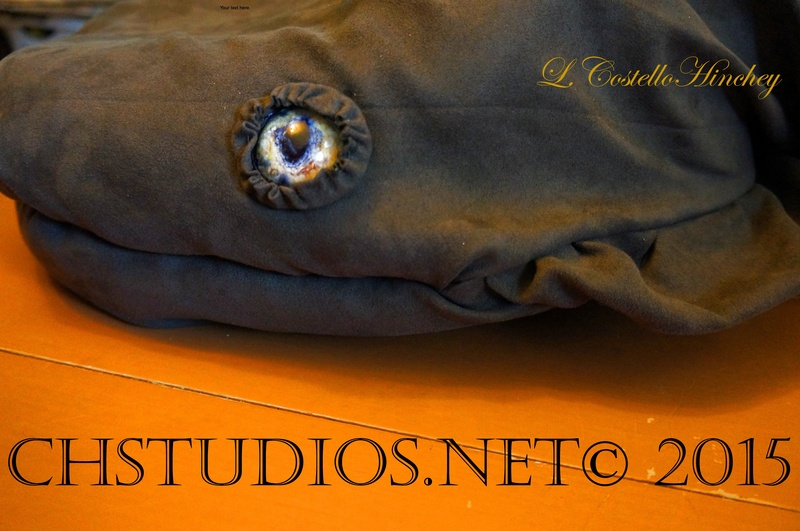 Hand made casted eyes www.chstudios.net