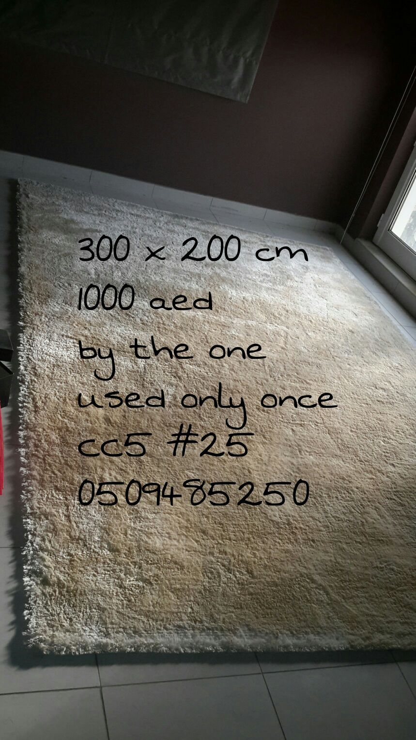 Plush Luxury Carpet from THE ONE
