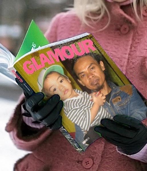 Ariq Di Sampul Majalah