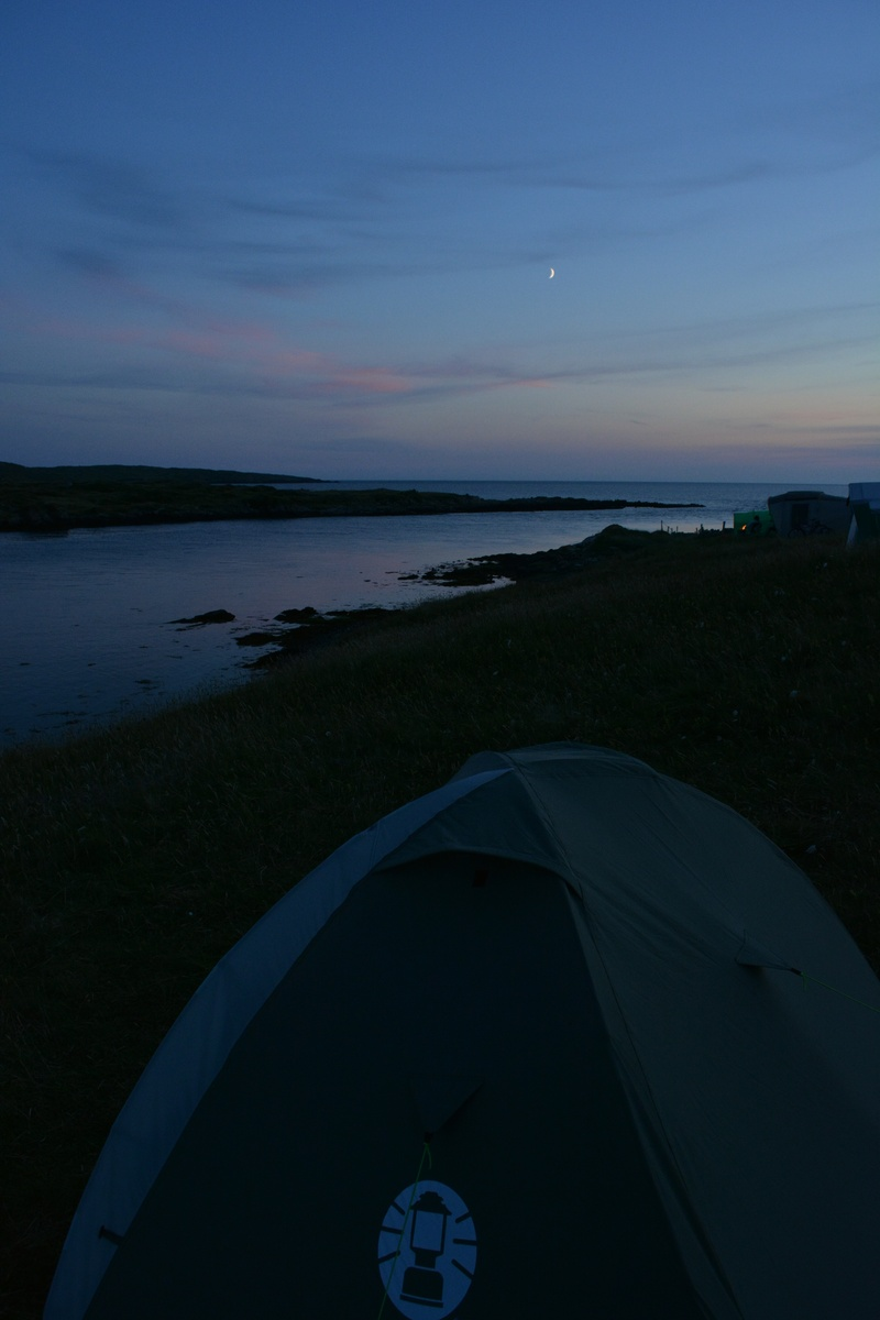Wild Atlantic Way - Clifden ecoCampsite
