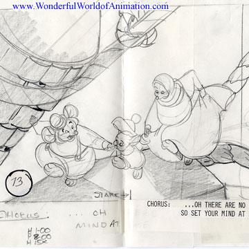 Storyboard detail
