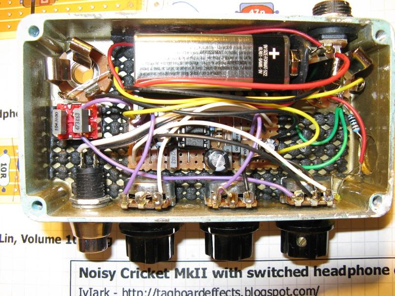 Noisy Cricket Amp