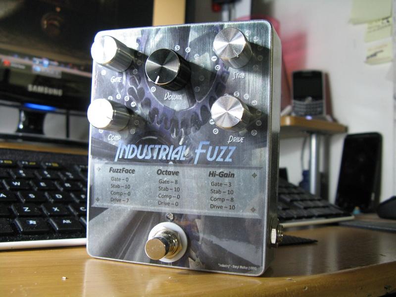 Industrial Fuzz