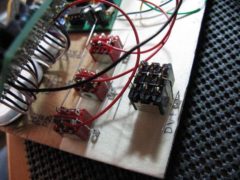 DVF LED Switching