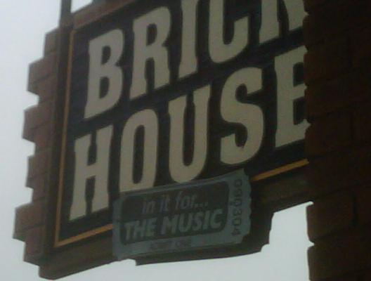 The Brick House