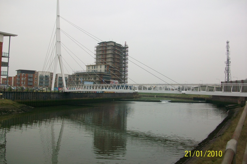 Sir Bobby Robson Footbridge