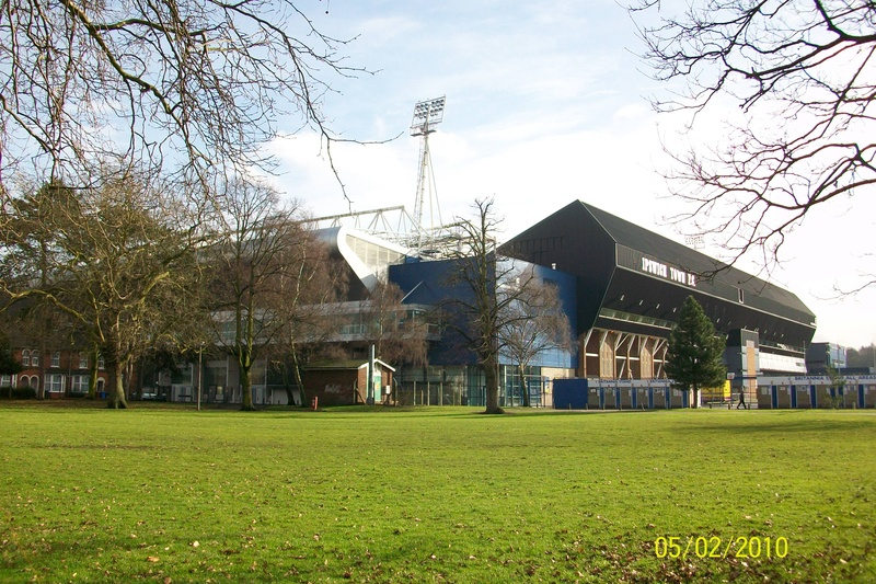 Ipswich Town Football Ground