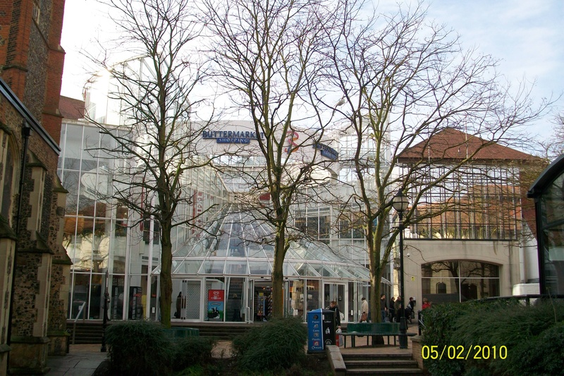 The Buttermarket Shopping Centre