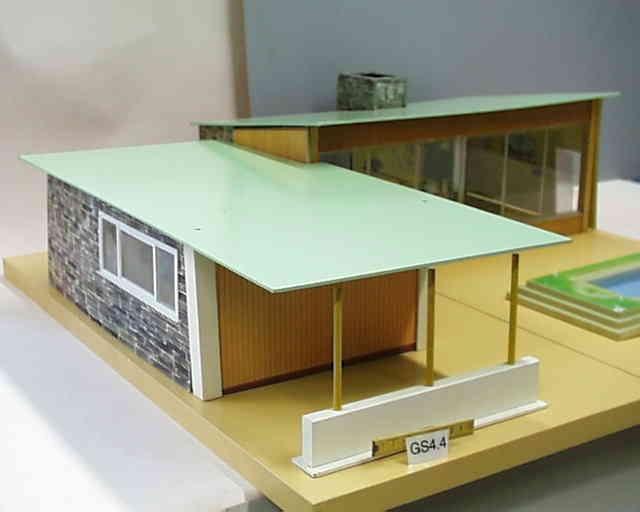 Bungalow B 1962-65